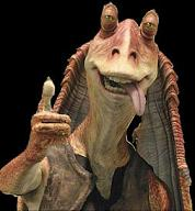 Jar Jar Superstar